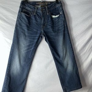 American Eagle Original Straight Blue Jeans 29